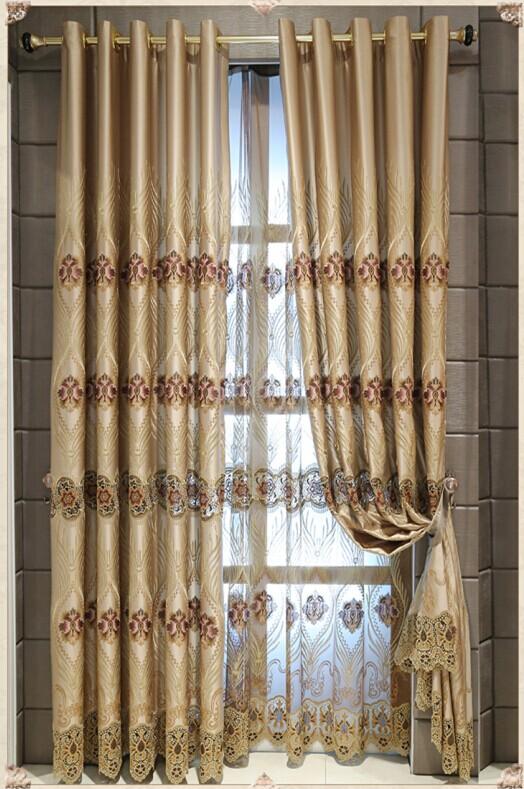 深圳绿景锦江酒店—地毯,墙纸,窗帘项目